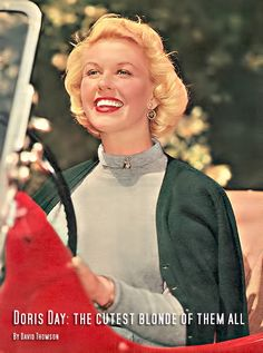 """In Pictures: Doris Day Here is our installment of this very successful feature to """"Love Those Classic Movies! Hollywood Icons, Old Hollywood Glamour, Hollywood Stars, Classic Hollywood, Doris Day Movies, Divas, Eartha Kitt, Old Movie Stars, Star Wars"""