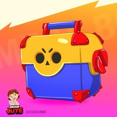 How to Draw Mega Box super easy Scary Games, Fun Games, Star Wallpaper, Wallpaper Desktop, Star Theme Party, Stars Craft, Cute Coloring Pages, Graphics Fairy, Free Gems