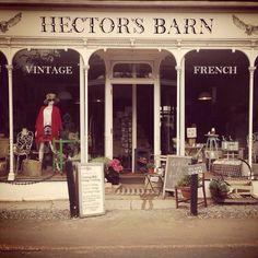 Our Dersingham shop....