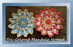 Tri-Colored Mandala FREE