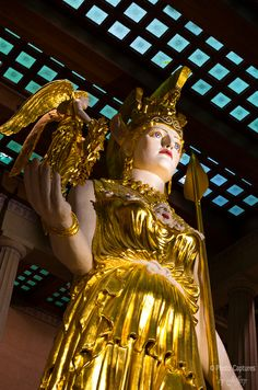 Athena Nike Golden Gilding Parthenon Nashville TN print will make great wall decor for your home, apartment or office. You can have the print framed or unframed and can showcase it on canvas wraps to glass prints. There is still time to get your family, friends and/or co-workers something special for the holidays. You can now purchase gift certificates Photo Captures by Jeffery | Gift Certificates http://www.photocapturesbyjeffery.com/giftcertificates #holiday #photography #giftcertificates