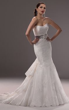 Maggie Sottero #Wedding Dresses 2014. To see more: http://www.modwedding.com/2013/09/13/maggie-sottero-wedding-dresses-2014/