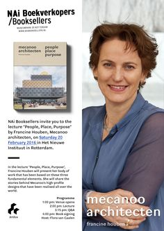 NAI Booksellers Lecture by Francine Houben