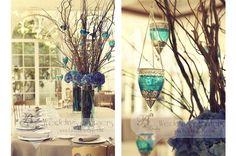 Centros de Mesa Bodas / Wedding Centerpieces  B de Bodas · Wedding planner · Spain