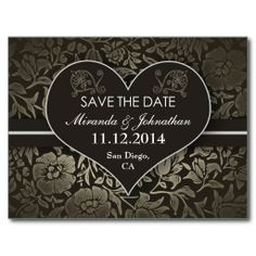 $$$ This is great for          save the date vintage damask love heart post cards           save the date vintage damask love heart post cards lowest price for you. In addition you can compare price with another store and read helpful reviews. BuyDiscount Deals          save the date vintag...Cleck See More >>> http://www.zazzle.com/save_the_date_vintage_damask_love_heart_post_cards-239572351409327699?rf=238627982471231924&zbar=1&tc=terrest