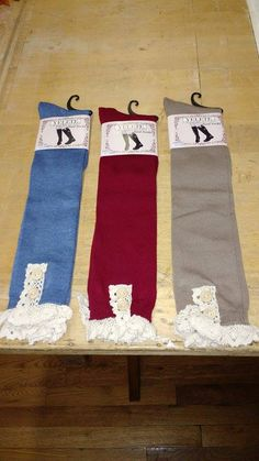 Knee Socks!  New Arrivals For Fall 2015! | Cranberry Corners