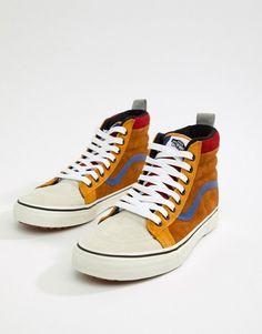 093a20aa2e Vans SK8-Hi MTE sneakers in brown VN0A33TXUC9 Sk8 Hi