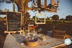 La boda de Alejandra y Javier #boda #decoracion #vestidos #novios #ideas