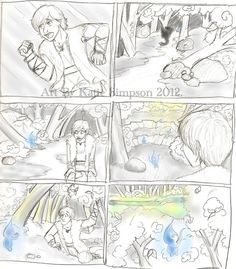 Merida and Hiccup :) PART 4: This is so cute :) I Love this