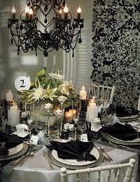 baroque wedding inspiration