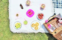 Delicious & Gluten Free: A Summer's Day Picnic