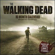TWD 16 Month Calendar 2012-2013