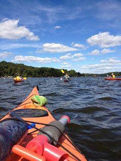 Kayaking :)