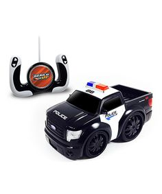 Take a look at this Preschool Police Ford F150 Remote Control Truck today!
