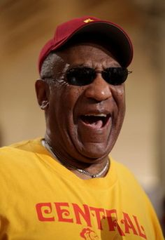 Bill Cosby.  I love him.  I seriously learned so much about parenting the right way from his show!  He's the best! KW
