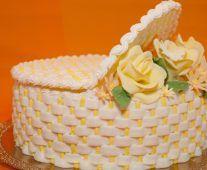 Mi a fondant? Válaszoltam a kérdéseitekre. – A tortadíszítés alapjai Fondant, Laundry Basket, Wicker, Blog, Decor, Decoration, Blogging, Decorating, Gum Paste