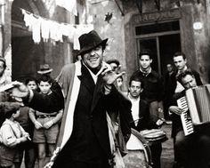Richard Avedon  Italy #8, Palermo, Sicily, 1947