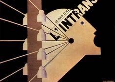 The Art of A.M. Cassandre - Dieselpunks 1924?