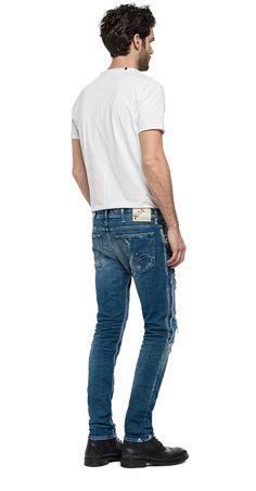 Maestro Jondrill skinny-fit jeans