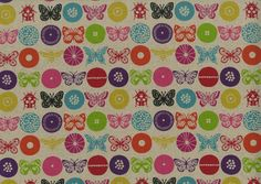 Echino Fall 2012 from Kokka Fabrics: Echino Fall 2012 is here! Vivid magenta, grass green, tomato red, acid yellow and aqua blue contrast with basic black and tawny natural in this lively collection of unusual prints. Wild imagery of butterflies, giraffes, birds and zebras co-mingle with lush flowers and trees for an exhilarating ride! Use this upholstery weight linen-cotton blend for moments of real drama: chair cushions, floor pillows and weekend bags!