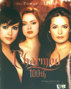 Charmed WB Poster