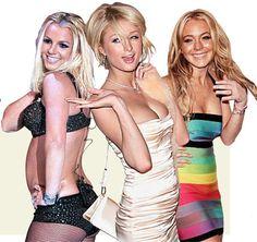 lindsay lohan,paris hilton,britney | ... their mothers to blame? Britney Spears, Paris Hilton andLindsay Lohan