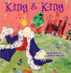 King and King: Amazon.de: Linda De Haan, Stern Nijland: Fremdsprachige Bücher