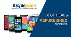 Buy #Refurbished Branded #Mobiles online and get the best deal! #onlinemobiles