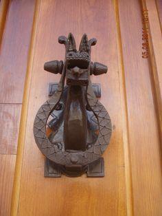 Llamador moderno Segovia