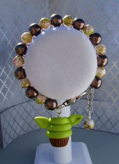 Character Bracelet by PaisleyMaeDesignsLLC on Etsy