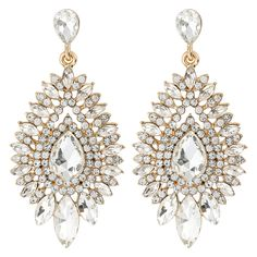 Ohrstecker - Lush Sparkle | online bei BIJOU BRIGITTE Lush, Drop Earrings, Jewelry, Fashion, Stud Earring, Ear Rings, Silver, Jewerly, Jewellery Making