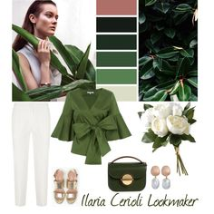 19.06.17 by ilaria-lookmaker on Polyvore featuring moda, Alexis, Chloé, Max&Co., Marni, Margot McKinney and National Tree Company
