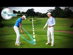 Are you a newbie wondering how to swing a golf club? These guys make it pretty easy to understand.