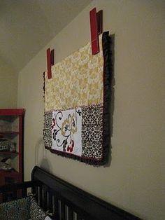 17 Best Quilt racks images  4dcfbc929