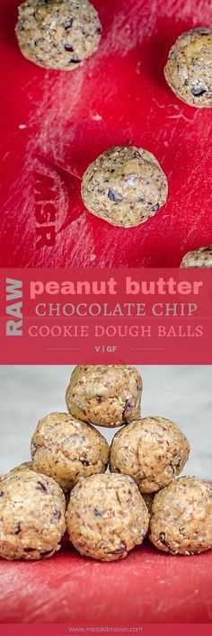 Can you think of a better camp snack than these Raw Peanut Butter Chocolate Chip Cookie Dough Balls? Raw Peanut Butter, Chocolate Chip Cookie Dough, Chocolate Peanut Butter, Chocolate Chip Cookies, Camp Snacks, Camping Desserts, Just Desserts, Almond Recipes, Vegan Recipes Easy