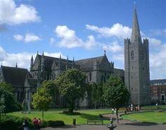 St. Patrick's Cathedral - Dublin, Ireland
