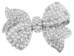 Refinement crystal bow brooch 2015 European and American popular for women free shipping YPQ0450