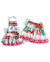 Mother Daughter apron set - Nancy needs to get sewing this up!