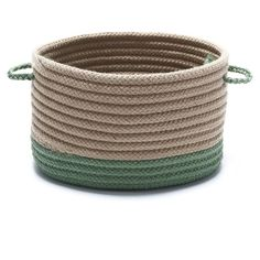 Colonial Mills Marina Round Basket - IN61A015X018