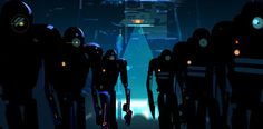 Concept Tron Uprising by limbolo/Neil Campbell Ross