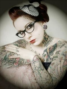 Rockabilly chick