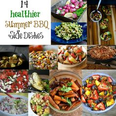 14 Healthier Side Dishes for Your Summer BBQ