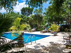If you are looking for a private retreat to be with friends or family or a romantic getaway setting you will be delighted. It is one of the best values villas in the riviera maya.