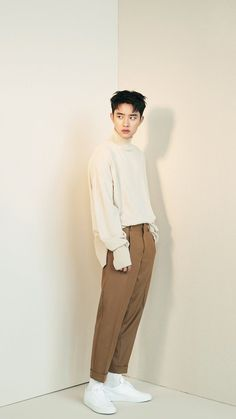 Exo Do, Do Kyung Soo, Music Like, Kyungsoo, Normcore, Photoshoot, Kpop, Celebrities, Style