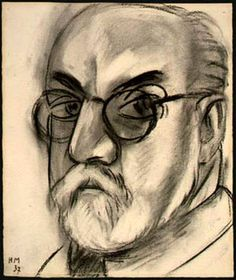 Henri Matisse Self-Portrait 1937