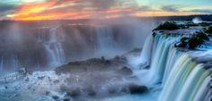 Southamerica trekking - Iguazú waterfalls