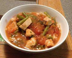 Recipes I Love!: Garlicky Chicken Stew