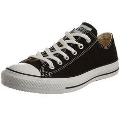 564618aa06b52 Converse Allstar All Star Core Ox Leinwand Sneakers schwarz M9166 5½ UK  Allstar-schuhe