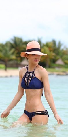 My body goal, Camila Cohelo Beach Look, Beach Babe, Mermaid Suit, Estilo Fashion, The Bikini, Body Inspiration, Bikini Bodies, Swimsuits, Swimwear