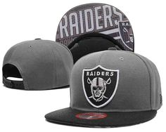 Oakland Raiders New Era Sports Hats Oakland Raiders NFL Snapback Hats 362b620969f
